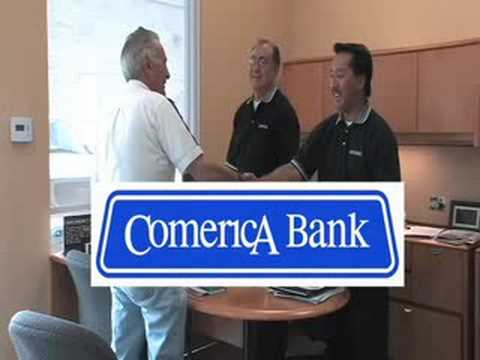 comerica bank business banking