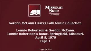 McCann: Robertson & McCann, April 8, 1979