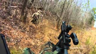 "Jaguar 12 Airsoft | Joint Ops: ""Hope Up, Part 2""  (Feat. Team SMASH & BDA) 