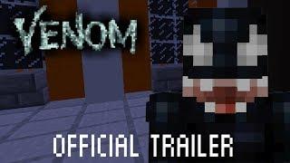 Venom Trailer In Minecraft