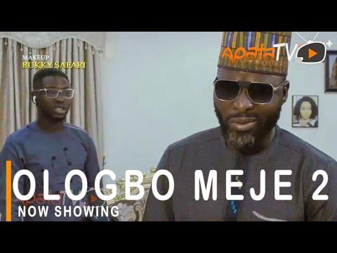 Download Ologbo Meje 2 Latest Yoruba Movie 2021 Drama Starring Ibrahim Chatta | Biola Adebayo |Jumoke Odetola