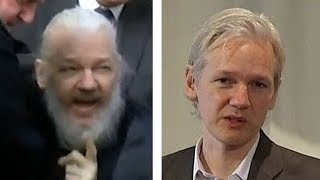 7 years of self-imposed exile took its toll on Julian Assange