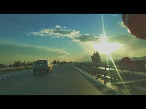Nicosia to Limassol (Timelapse D&B Trip)