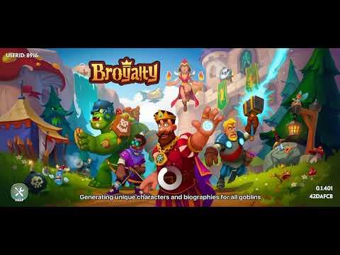 Broyalty – Medieval Kingdom Wars, RPG War Strategy Gameplay and Walkthrough.  