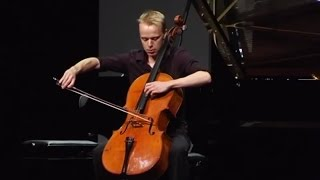 3. Zoltan Kodaly: Sonata for solo cello opus 8, Allegro molto vivace