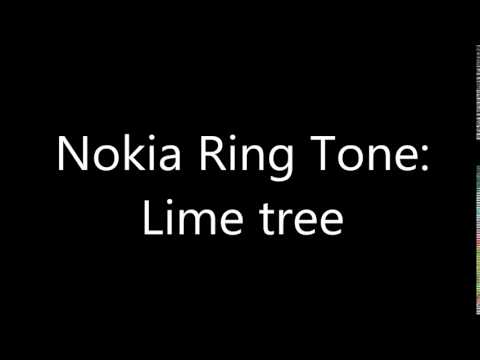 nokia-ringtone---lime-tree