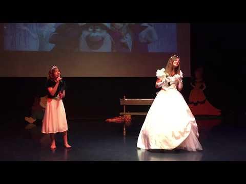 Cover Le renouveau ~ La reine des neiges ❄️. Duo Marine et Candice