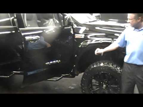 2013 Lifted Toyota Tundra Crewmax Platinum 4wd Youtube