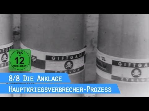 Der Nürnberger Prozess - Die Anklage (8/8) / Hauptkriegsverbrecher-Prozess