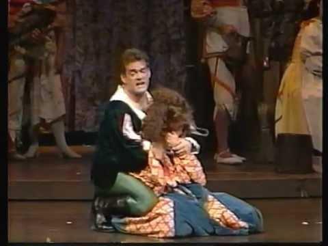 Kiss Me Kate, Act I - Peninsula Civic Light Opera 1997