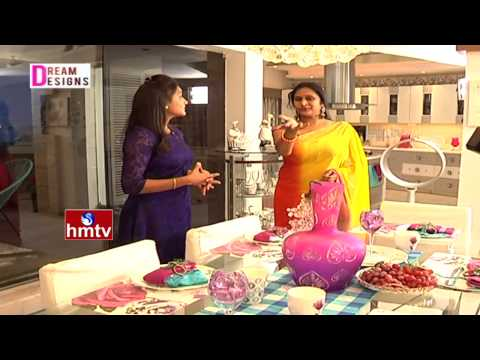 Interior Specialist Madhuri's Home Designs - HMTV Dream Designs