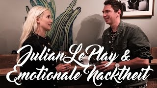 WOMAN-TV: Interview mit Julian Le Play