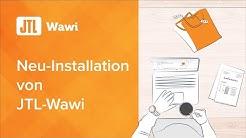 JTL-Wawi: Installation der Warenwirtschaft auf einem Einzelplatz