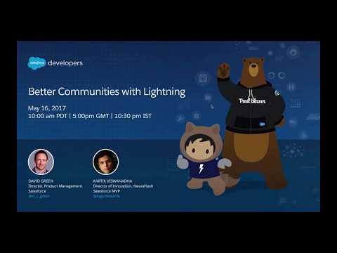 Build Better Communities with Lightning