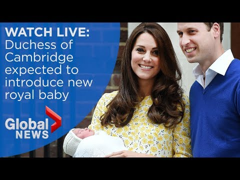 Royal baby: William and Kate w kate middleton