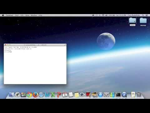 How to remove a virus from a Mac