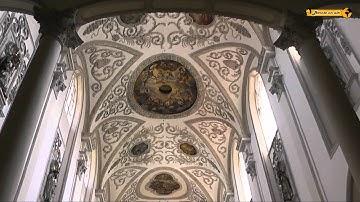 Stadtpfarrkirche Mariä Himmelfahrt Landsberg am Lech Bayern Bavaria