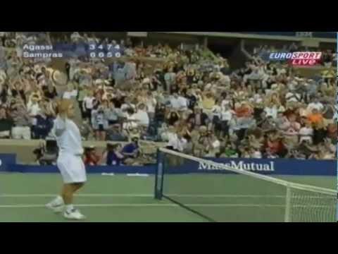 Pete Sampras - The King of Tennis