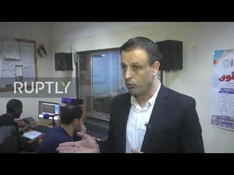 "State of Palestine: Gaza Strip radio broadcasts classes amid COVID-19 schools"" shutdown"