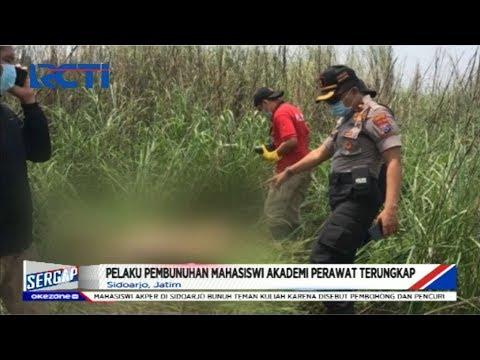 Mahasiswi Akper Dibunuh Teman, Pelaku Kesal Disebut Pencuri dan Pembohong - Sergap 06/01