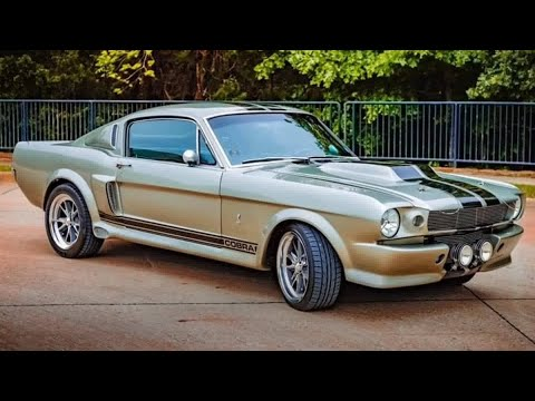 SB3 - 1965 FORD MUSTANG SHELBY
