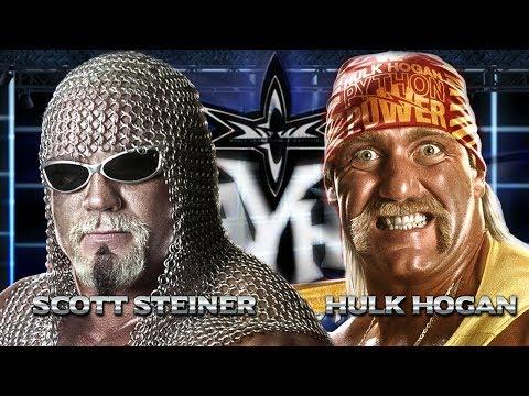 WCW Mayhem 2.0 Matches - Scott Steiner vs Hulk Hogan