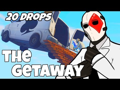 I Dropped The Getaway 20 Times And This Is What Happened (Fortnite)