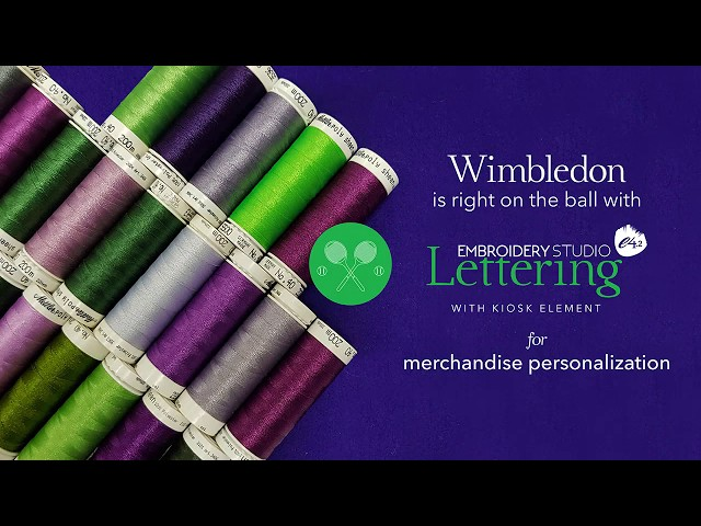 Wilcom at Wimbledon