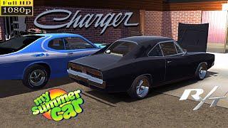 My Summer Car - COMPREI UM DODGE CHARGER RT 1969 + NOVIDADES DO DUSTMAN