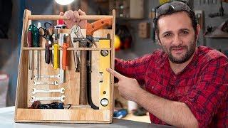 Como fazer um minipainel de ferramentas portátil #ManualMaker Aula 1, Vídeo 3