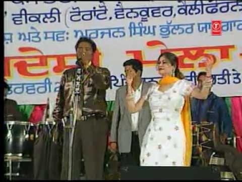 Sardool Sikander & Amar Noorie- Pardesi Mela (Live Program)