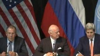 Итоги переговоров в Вене: Сирия должна остаться единой и без террористов