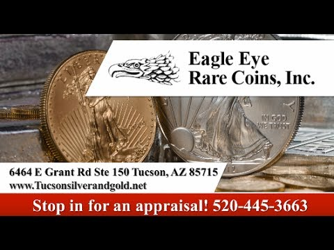 Eagle Eye Rare Coins, Inc. | Tucson AZ Coin Dealers | Gold Buyers