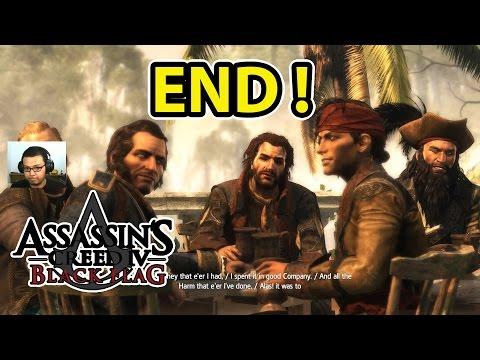 Petualangan Akang Kenway Telah Berakhir! - Ayo Main Assassin's Creed BLACK FLAG (27)