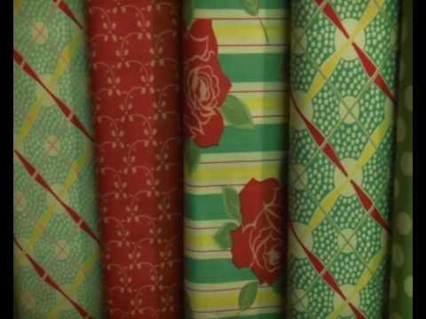 Fabrics for June 2009