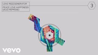 Baixar Love Regenerator, Calvin Harris - Peace Love Happiness (Acid Reprise)
