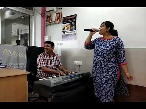 Channa mere by Rinisha at Harmony music Academy