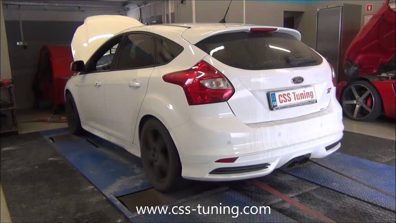 css performance ford focus st 2 0t 250 hp stage 1 youtube. Black Bedroom Furniture Sets. Home Design Ideas