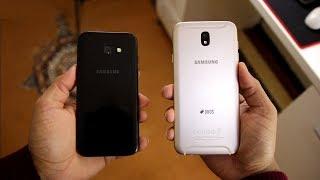 مقارنة بين Galaxy A5 2017 و Galaxy J7 Pro