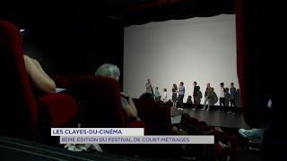 Yvelines | Les Clayes-du-cinéma : 8ème édition du festival de court-métrages