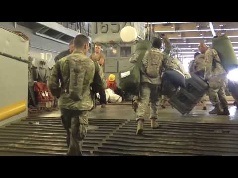 Fort Bragg Soldiers Return to U.S. Virgin Islands to Continue Disaster Relief Efforts