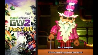 ¡RUX YA TE VALE! - Parte 409 Plants vs Zombies Garden Warfare 2 - Español