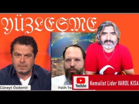 Cüneyt Özdemir ve Fatih Tezcan canlı yayın buluşması analizi / Varol KISA