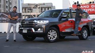 Toyota Land Cruiser Experience تحدي قدرات تويوتا لاندكروزر