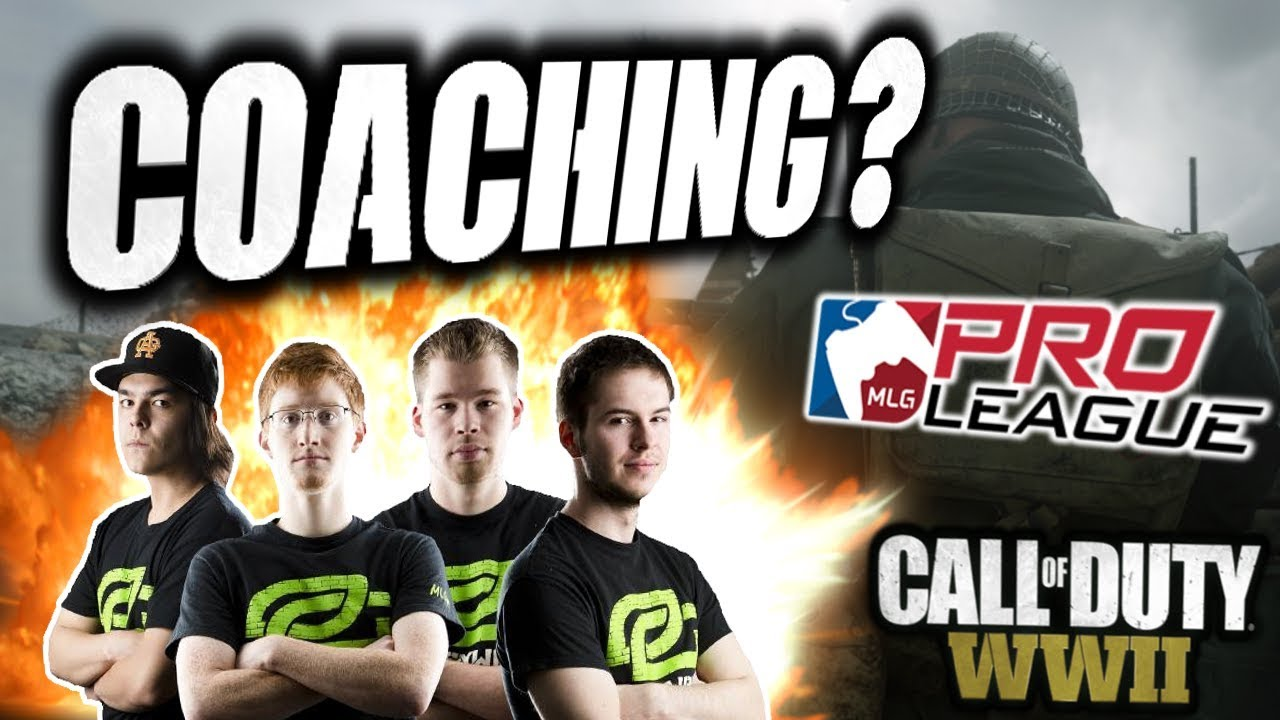 Coaches In Competitive Cod Can Coaches Change A Team Cwl Ruling