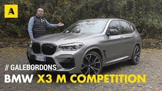 BMW X3 M Competition | Potenza da vendere