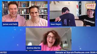 #53 Sean Hayes and Andrea Martin Coffee Commercial YouTube Videos