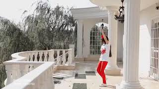 رقص زیبای دختر ایرانی با آهنگ آذری
