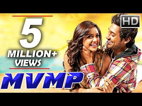 MVMP (2018) New South Indian Dubbed Hindi...