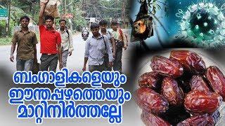 ബംഗാളികളെയും  ഈന്തപ്പഴത്തെയും മാറ്റിനിര്ത്തല്ലേ I Nipah Virus Issues In Kerala